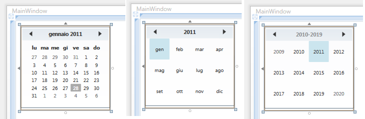 Monthly Calendar Visual Basic : Aprile galaxy of visual basic c f and
